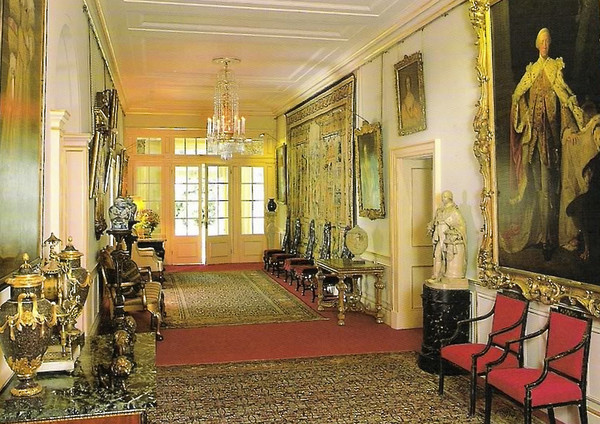 The Interior Design Of Clarence House The Enchanted Manor
