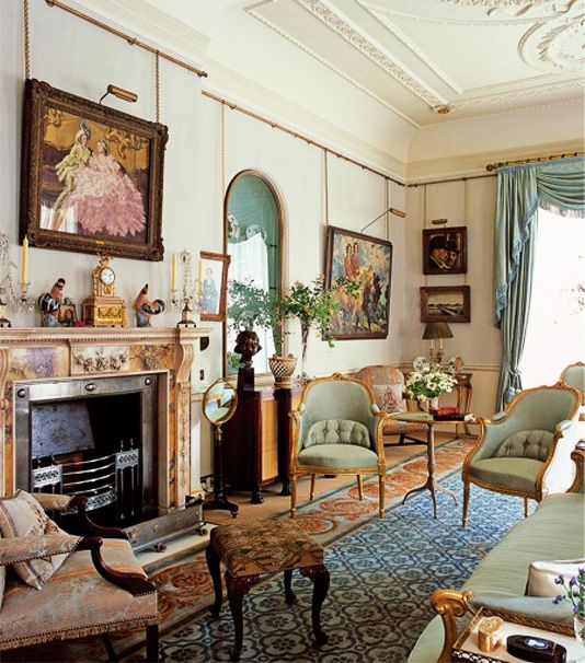 The Lancaster Room Of Clarence House Enchanted Manor