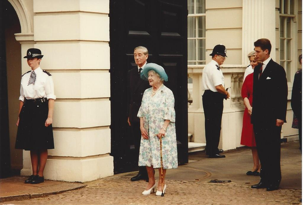 When Did The Queen Mother Live In Clarence House The