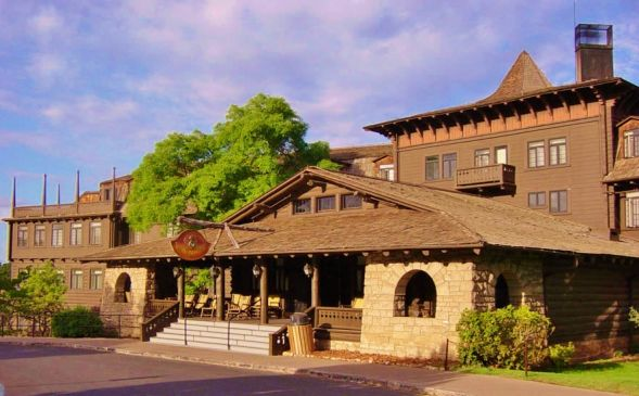 El Tovar Hotel Grand Canyon South Rim