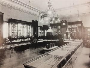 Faberge showroom