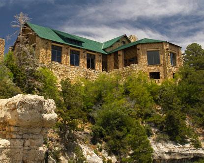 Grand Canyon National Park The Enchanted Manor