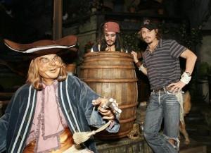 Pirates - Johnny Depp 2