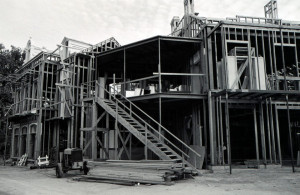 Pirates - exterior construction 1