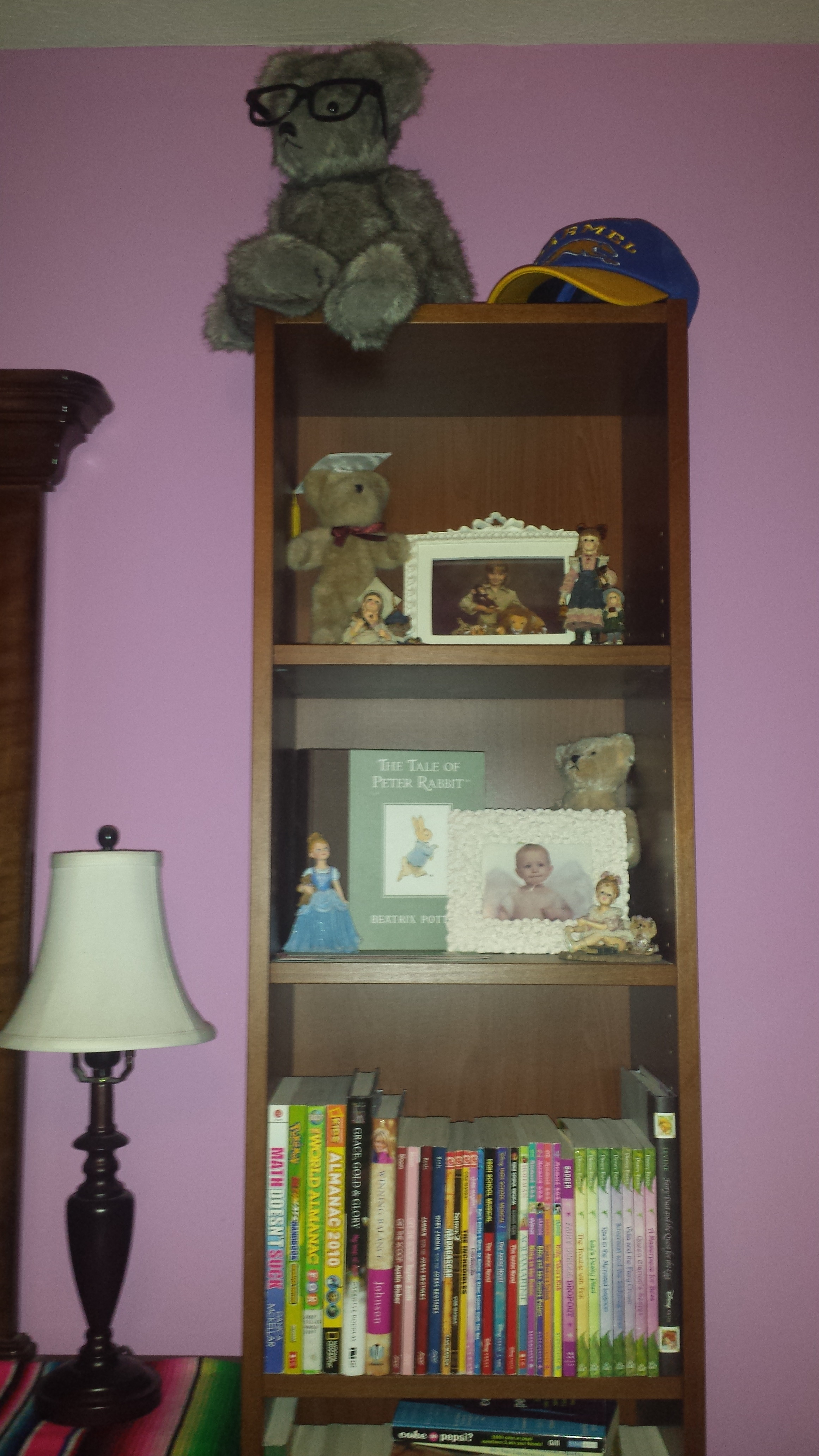 Decorating A Baby Or Toddler S Bedroom The Enchanted Manor
