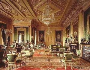 A-of Windsor Castle Windsor Castle - Green Drawing Room