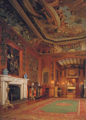 the King\'s Dining Room at Windsor Castle | The Enchanted Manor