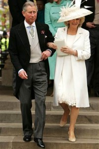 Camilla Duchess of Cornwall wedding 1