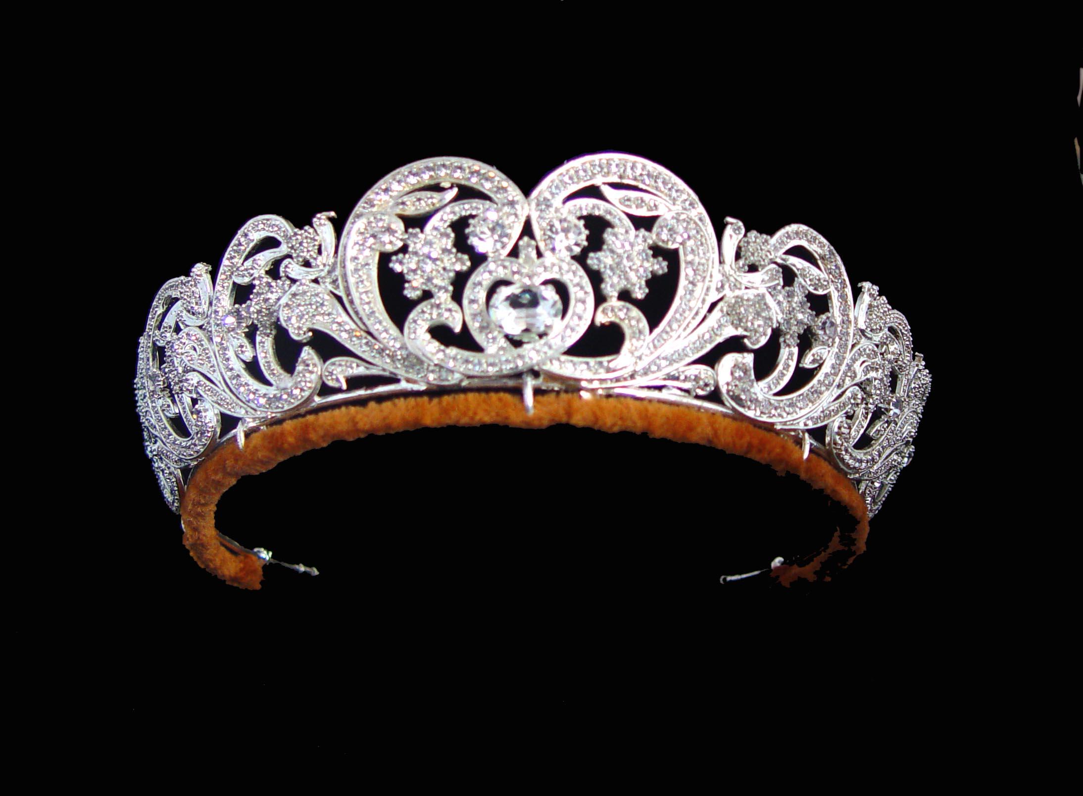 Princess Elizabeths Wedding Tiara The Enchanted Manor