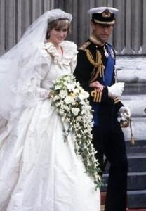 Diana wedding bouquet