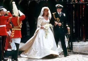 Duchess of York wedding 1