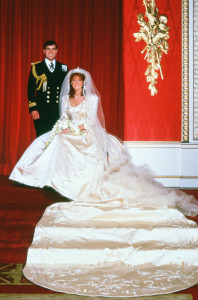 Duchess of York wedding 2
