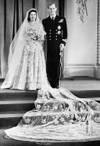 Princess Elizabeth wedding 1