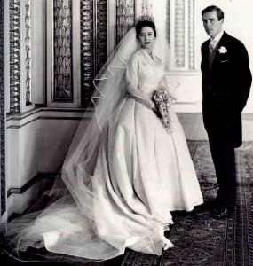 Princess Margaret wedding 1