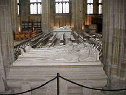 St Georges Chapel - King George V and Queen Mary 2