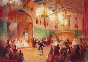 Balmoral - Gillis Ball 1859