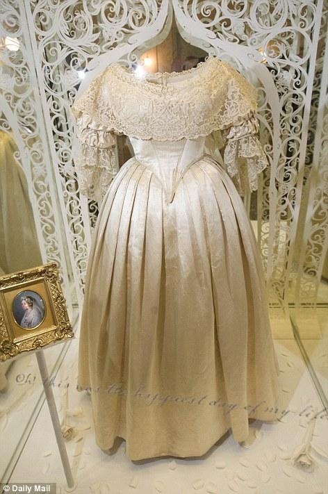 Queen Victoria S Wedding Veil The Enchanted Manor