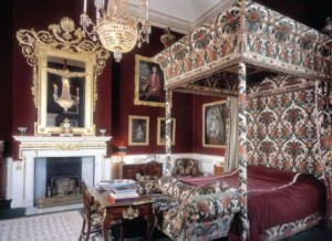 Althorp - Princess of Wales Bedroom