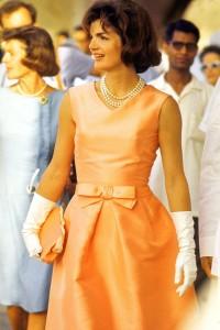 Apricot dress 2