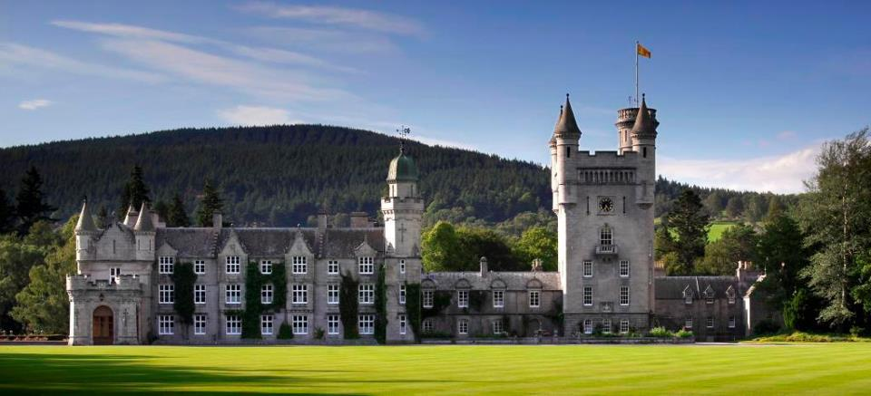 Craigowan Lodge At Balmoral The Enchanted Manor