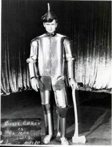 Buddy Ebsen - Tin Man