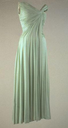 Celadon Dress