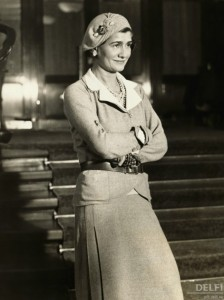 Coco Chanel 1931