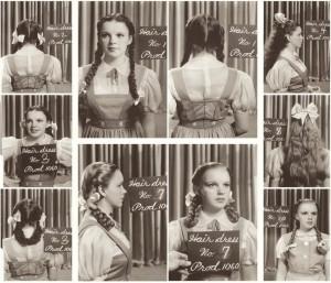 Dorothy screen test