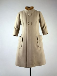 Inaguruation ceremony - coat