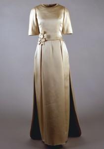 Pre-inaugural gala dress