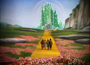 We're off to see the Wizard 1
