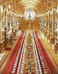 Windsor Castle - Waterloo Chamber