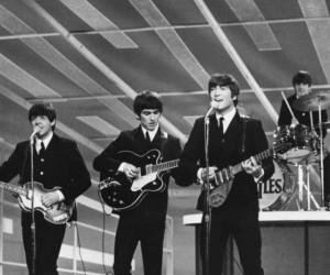 Beatles 1st appearance 2-9-1964  2