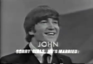 Beatles 1st appearance 2-9-1964 3