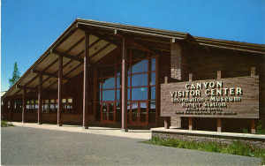 Canyon Visitor Center