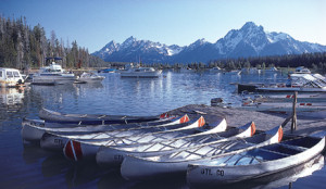 Grand Teton - Colter Bay Village Marina