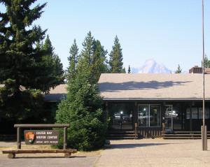 Grand Teton - Colter Bay Visitor Center