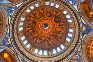 St Pauls - dome