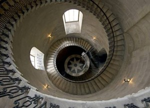 St. Pauls - Harry Potter Divination Stairwell