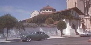 Mission San Francisco de Asis - Vertigo movie 1
