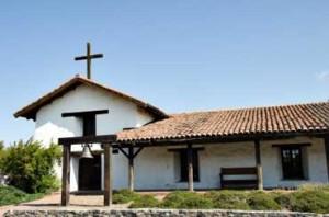Mission San Francisco de Solano - exterior
