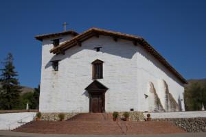 Mission San Jose - exterior