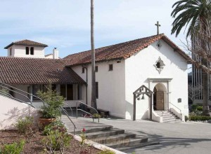 Mission San Rafael Arcangel - exterior 2