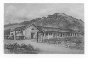 Mission San Rafael Arcangel -old 1
