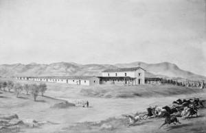Mission Soledad - old