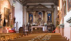 San Buenaventura - interior