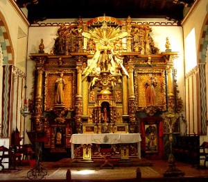 San Fernando Rey de Espana - interior 1