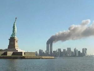 Statue of Liberty -  9-11