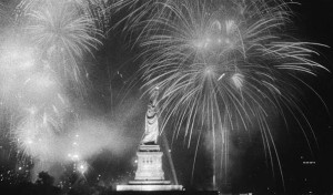 Statue of Liberty -  American Bicentential celebration 2