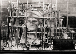 Statue of Liberty -  construction 2